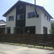 澁井邸(外観)