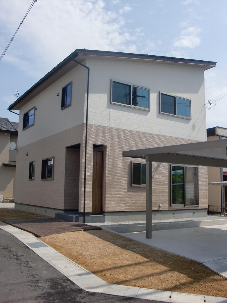 豊岡市 A様邸  竣工しました!