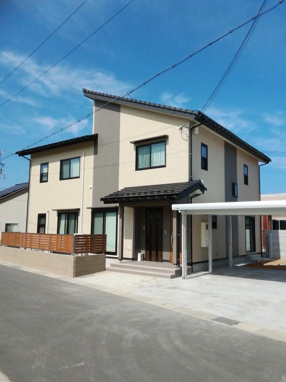 京丹後市久美浜町 一戸建て 竣工しました!